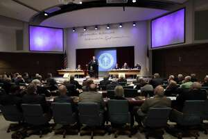 Southern Baptist Convention President J.D. Greear speaks to the executive committee after sexual abuse cases by ministers and lay leaders were reported. The problem lies not just in bad individuals but in the male hierarchy of this denomination as well as the Catholic Church.