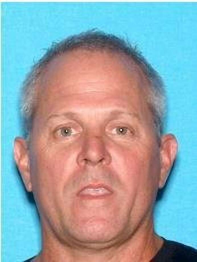 Danville police say 51-year-old Mark Allan Sypien, who is wanted in connection with a shooting on Sunday, has died of an apparent gunshot wound Wednesday in Illinois. Sypien was suspected of killing 76-year-old John Moore of Danville. Photo: Danville Police Department /