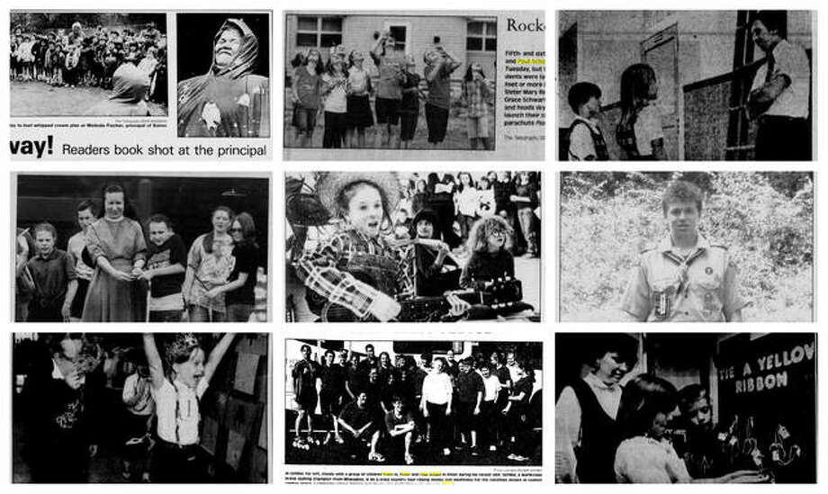 Flip through this slideshow of Telegraph clips found in the archives to remember the good times at the school. Photo: Telegraph Archives Via Hayner Library