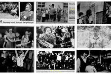 Flip through this slideshow of Telegraph clips found in the archives to remember the good times at the school.