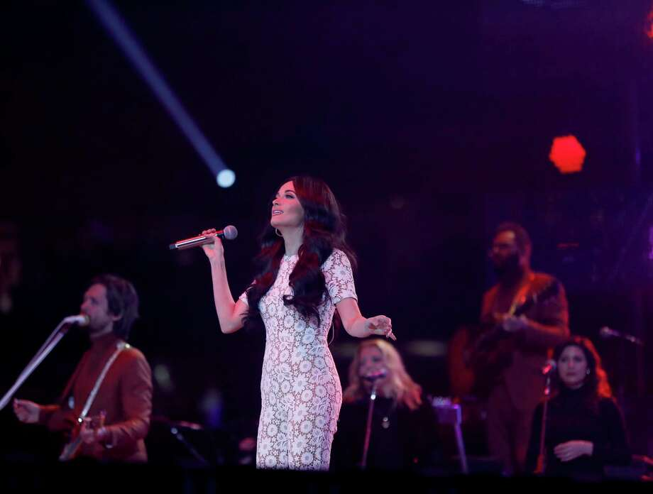 Kacey Musgraves performs during the Houston Livestock Show and Rodeo at NRG Stadium, Monday, Feb. 25, 2019, in Houston. Photo: Karen Warren, Staff Photographer / © 2019 Houston Chronicle