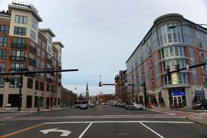 New development along West Avenue Wednesday, January 2, 2018, in Norwalk, Conn. A public hearing will be held Wednesday to discuss new zoning regulations for the West Avenue-Wall Street area.