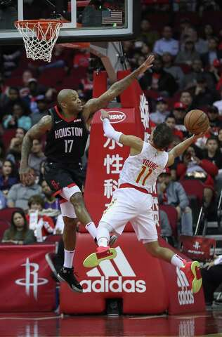 Rockets Impressed With Hawks Rookie Trae Young Houston