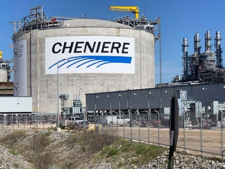 Federal regulators have given Cheniere Energy the green light to start introducing natural gas into the second production unit at its Corpus Christi LNG export terminal.  Photo: Federal Energy Regulatory Commission