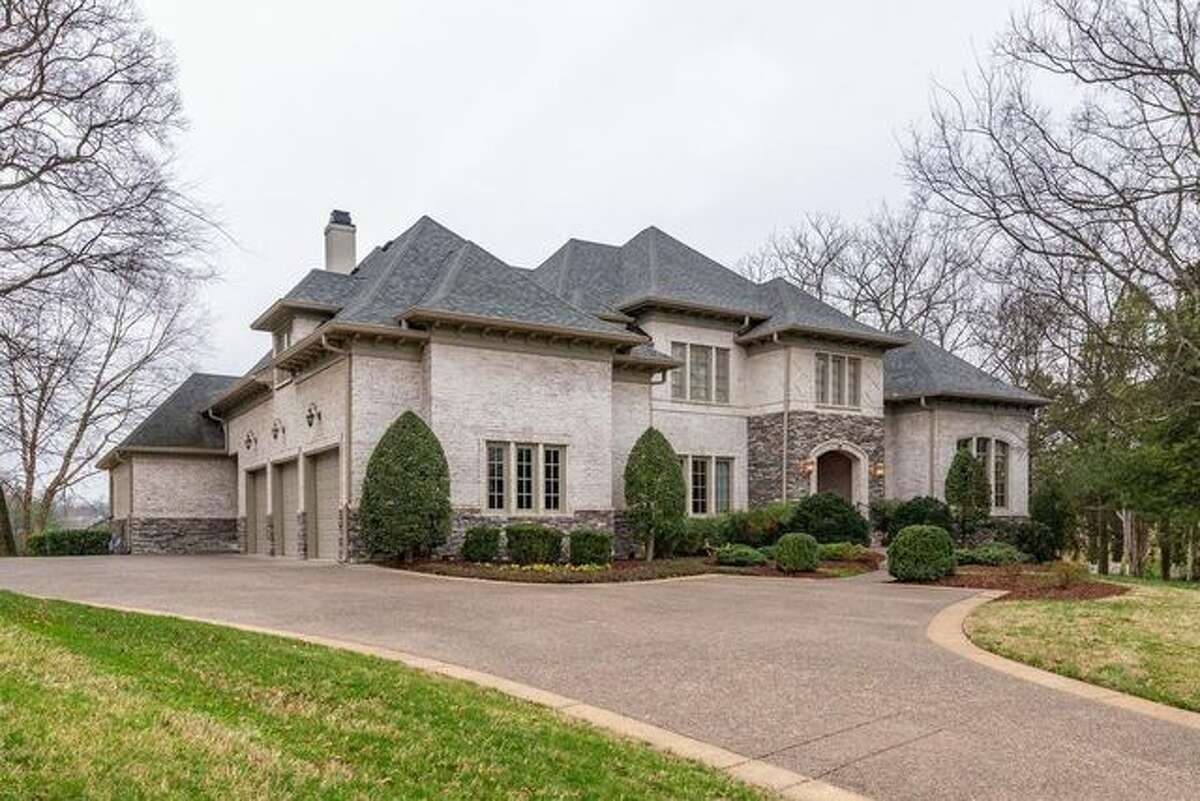 Carrie Underwood's home in Brentwood, Tennessee.