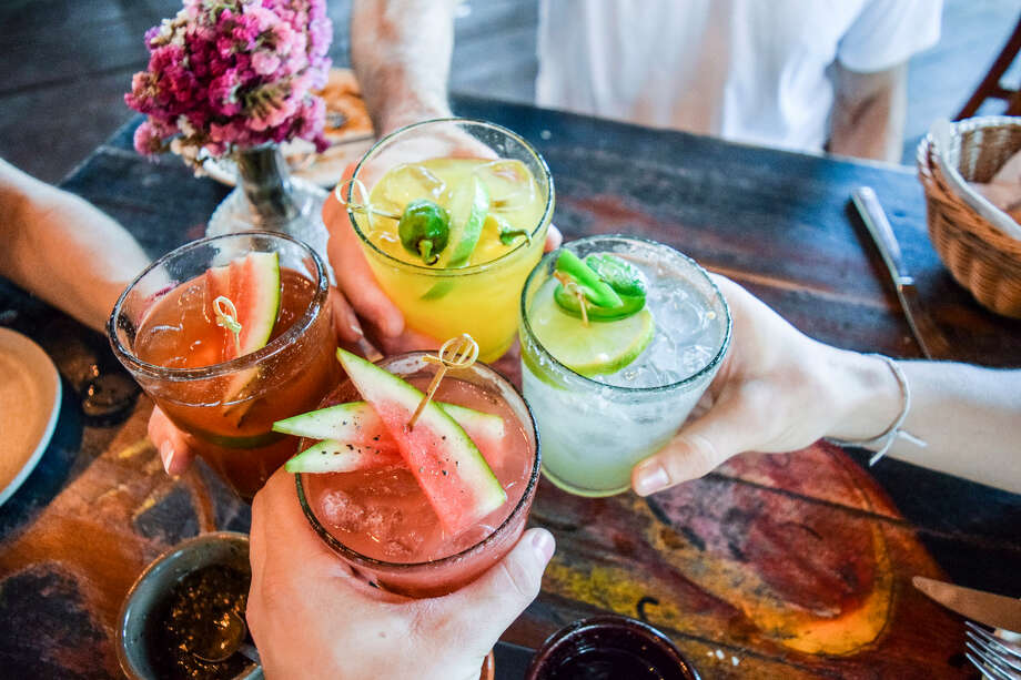 Enjoy signature cocktails at Daiquiri Time Out and The Rooftop Bar. Photo: Shutterstock