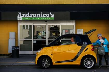 Andronico's planned for SF's Outer Richmond district