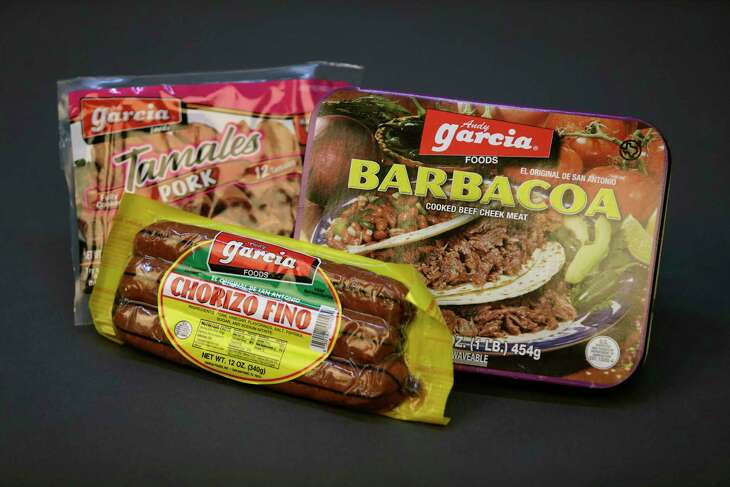 Papa Grande Gourmet Foods makes barbacoa, tamales, fajitas chorizo and other products that are sold in such stores as H-E-B and Walmart. The company filed for bankruptcy protection last month.