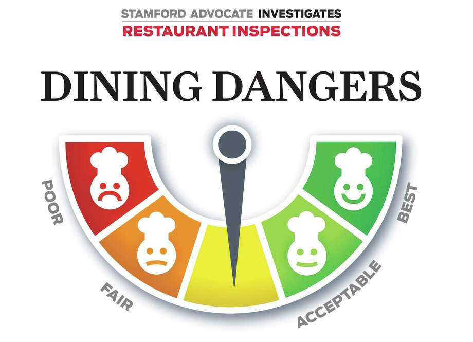 >>The following Stamford eateries had a poor or failing rating from the Stamford Dept. of Environmental Health & Inspection as of Feb. 26, 2019. Photo: Tim Guzda