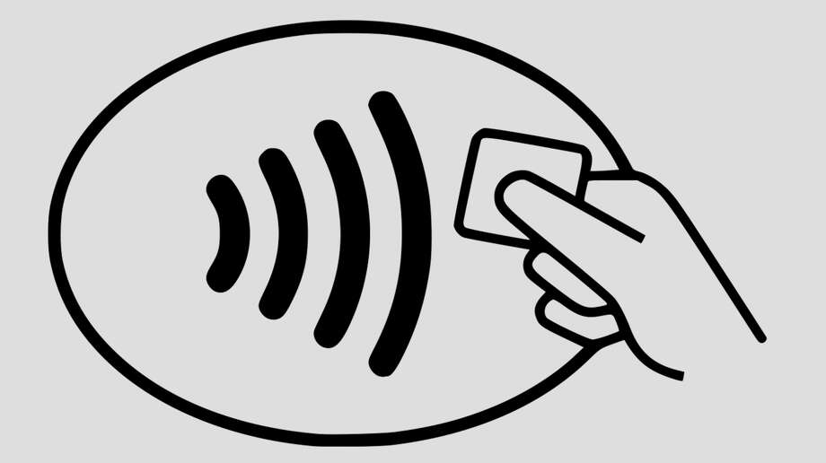 Does this contactless card logo look familiar to you? If not, it will soon. Photo: Visa