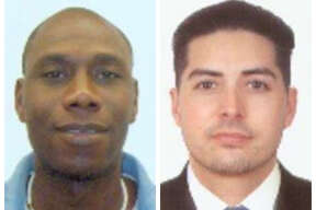 Atlas AirFirst Officer Conrad Aska, 44, and Sean Archuleta 36,were killed when Atlas Air flight 3591 crashed into the shallow waters of Trinity Bay on Saturday, Feb. 23, 2019, near Anahuac.