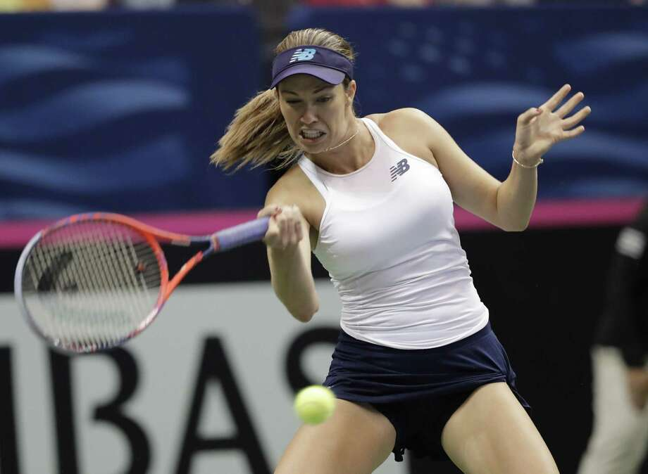 Fed Cup Women S Tennis U S Team Coming To San Antonio In
