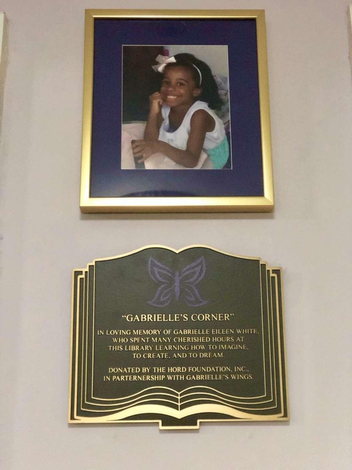 Gabrielle White
