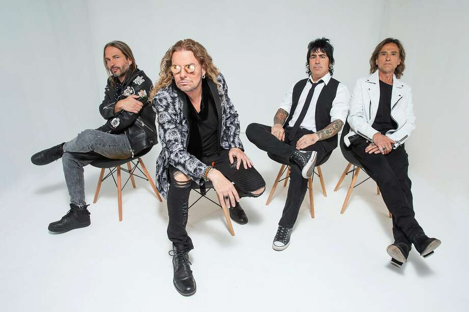 The reigning kings of Latin Rock Maná have announced a stop at the Sames Auto Arena. Photo: Courtesy