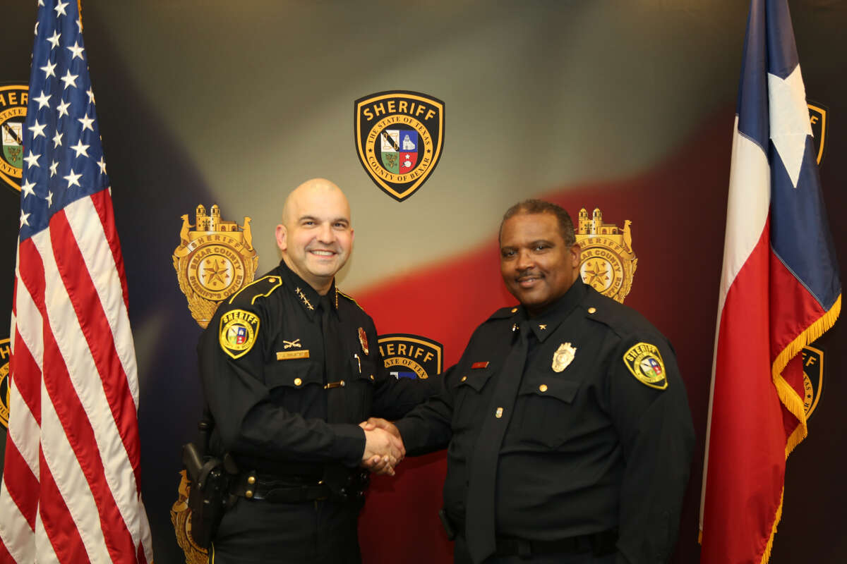 Sheriff Javier Salazar promoted Avery Walker to Deputy Chief of the Adult Detention Bureau.
