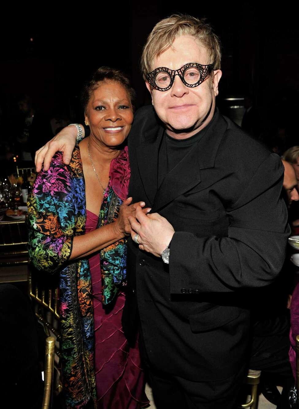 Best Elton Collaborators In the studio, Elton recorded No. 1 hits with John Lennon (