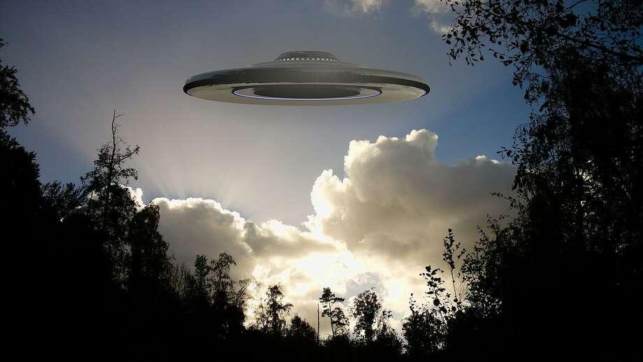 UFO graphic Photo: Contributed