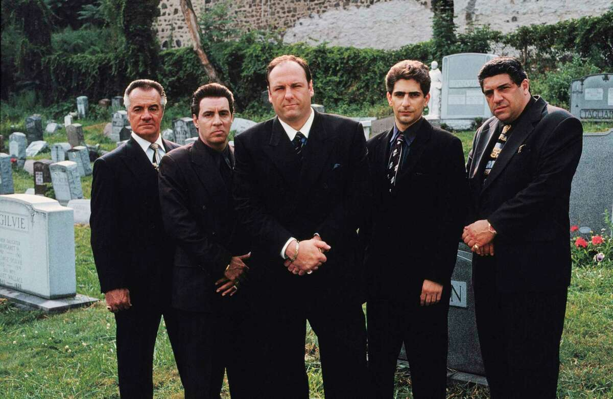 This undated image released by HBO shows the cast of the hit series,