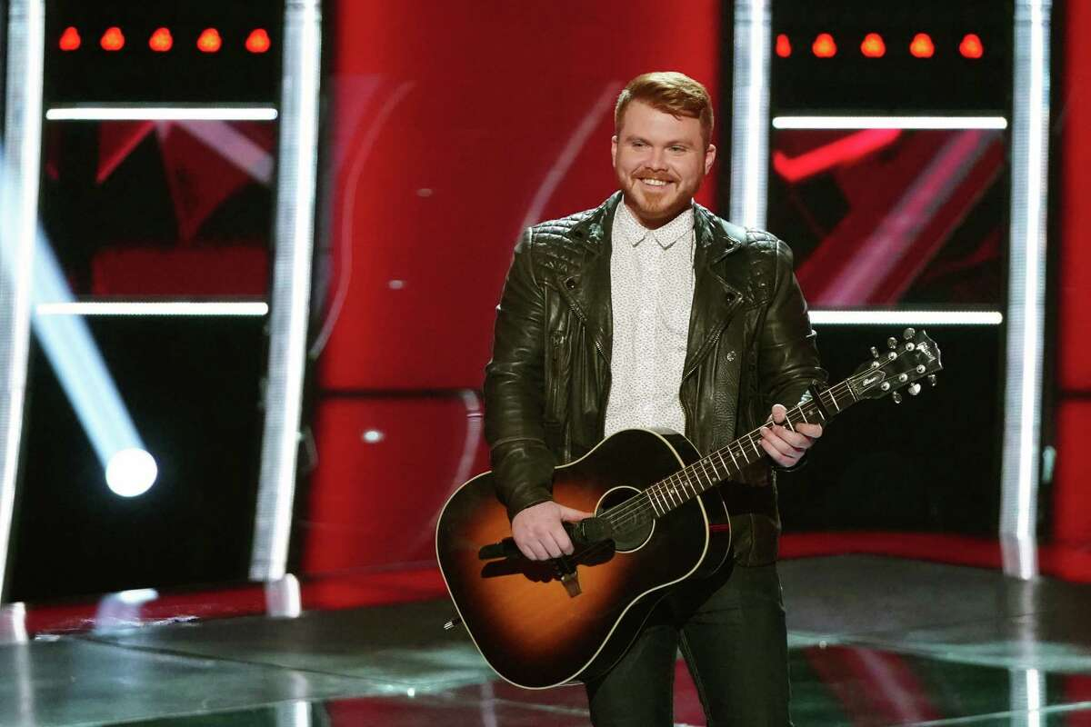 Trey Rose from Houston is a part of Team Adam Levine on The Voice.