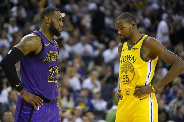 new styles 3212f b641f Why would Warriors' big names join LeBron James' collapsing ...