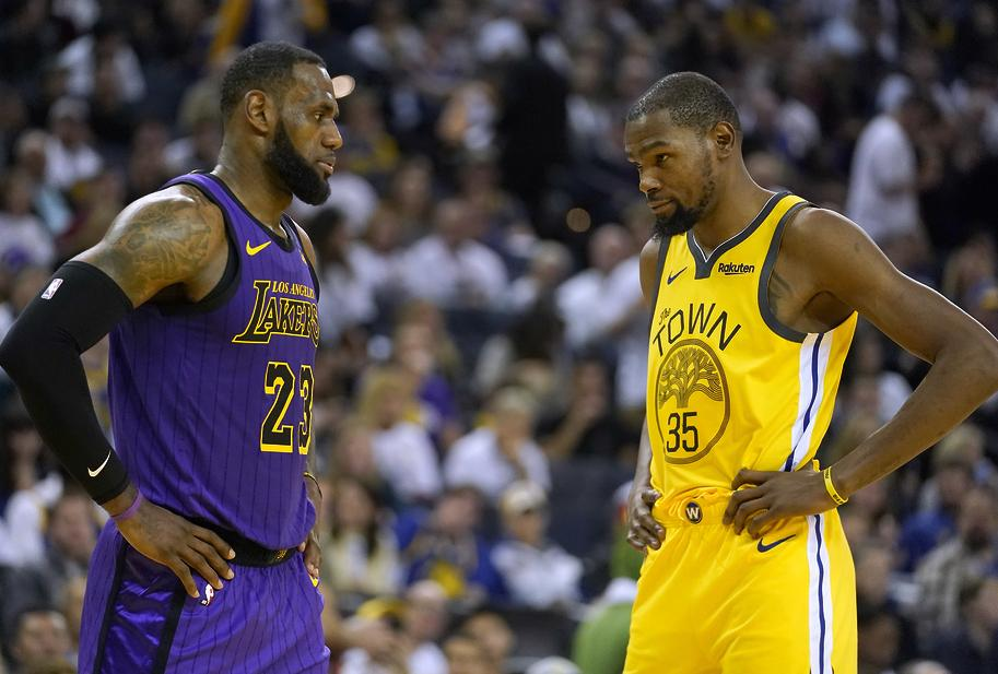 2b6acde6c99 Why would Warriors  big names join LeBron James  collapsing kingdom in LA