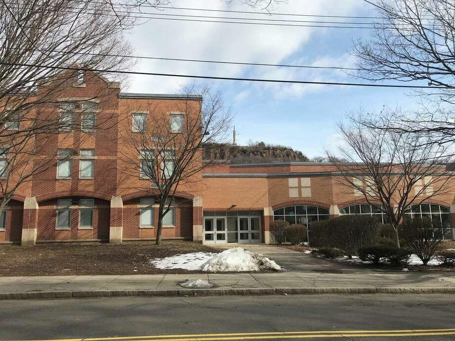 Wilbur Cross High School in New Haven Photo: Brian Zahn / Hearst Connecticut Media