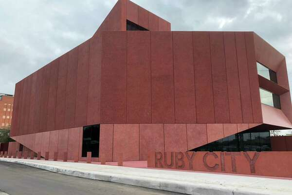 Ruby City will open Oct. 13 with a three-part exhibit.