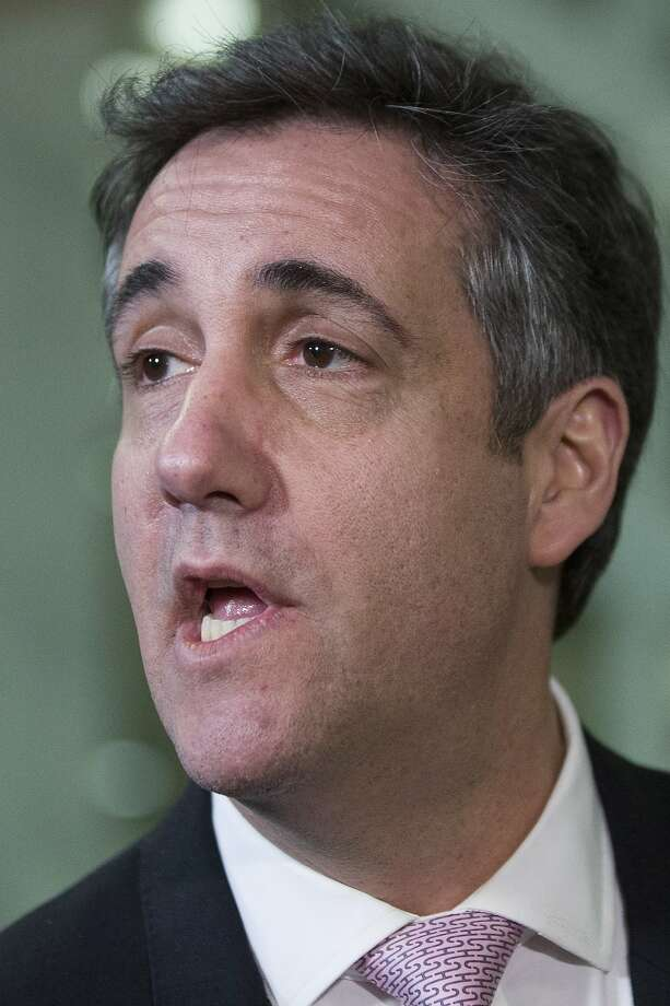 Michael Cohen says he can fill in details in redacted Mueller report