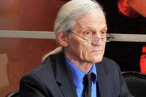 Doug Sauer of NY Council of non profits April 3, 2012.    (John Carl D'Annibale / Times Union)