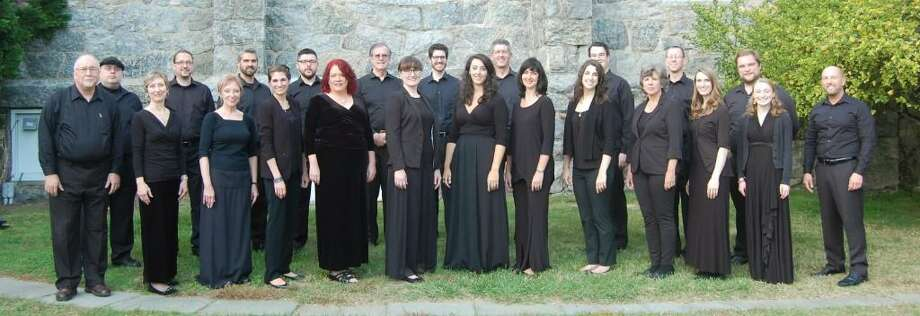 GMChorale's Alchemy performs this weekend in Cromwell. Photo: Contributed Photo /