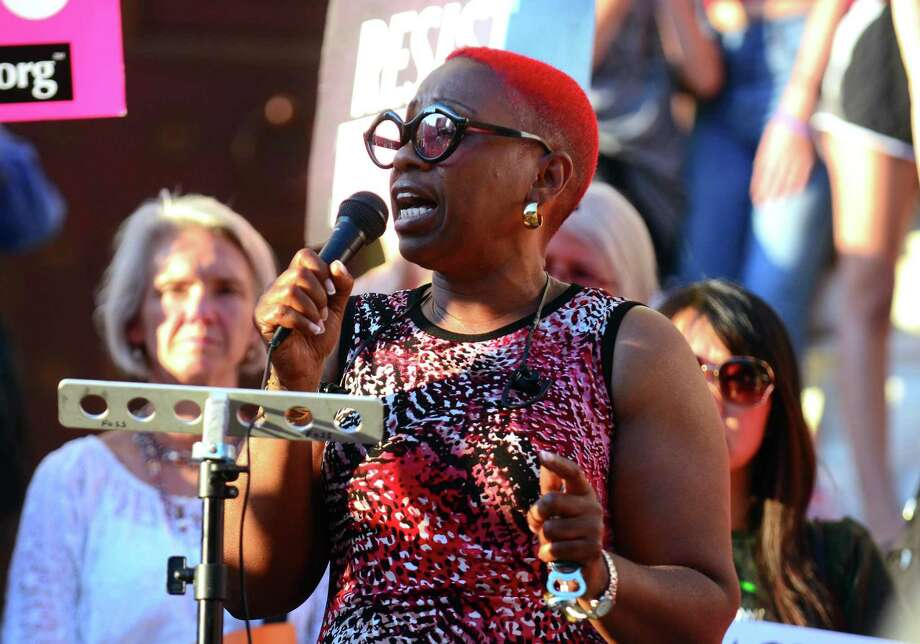 State Rep. Robyn Porter, D-New Haven Photo: Christian Abraham / Hearst Connecticut Media / Connecticut Post