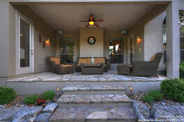 This home at 823 Hansen Grns in San Antonio is going for $710,000. The 4,502 square feet home has 4 bedrooms, 3 full baths and 2 1/2 baths. Learn more about the property at www.har.com.