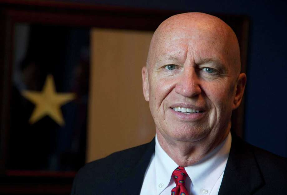 Congressman Kevin Brady Photo: Courtesy Photograph/Rep. Kevin Brady's Office, STF / Courtesy Photograph/Rep. Kevin Brady's Office / AP