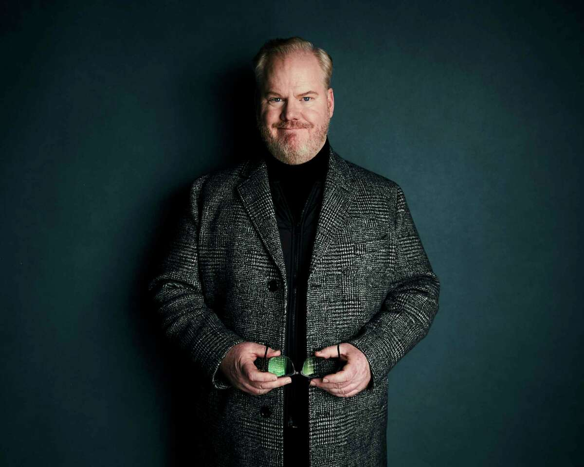 Jim Gaffigan poses for a portrait to promote the film