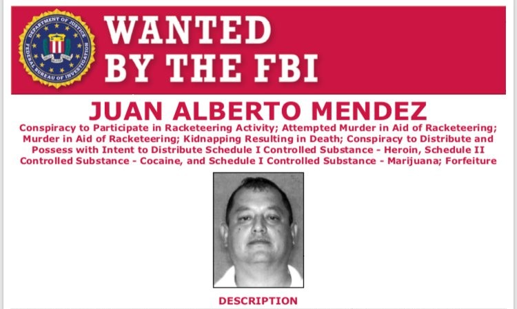Suspected Gulf Cartel member wanted in Texas for violent crimes
