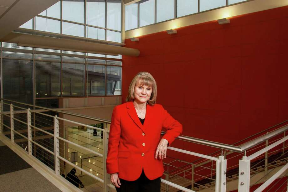 Anna Babin, CEO of United Way of Houston. Photo: Gary Fountain, For The Chronicle/Gary Fountain / Copyright 2017 Gary Fountain