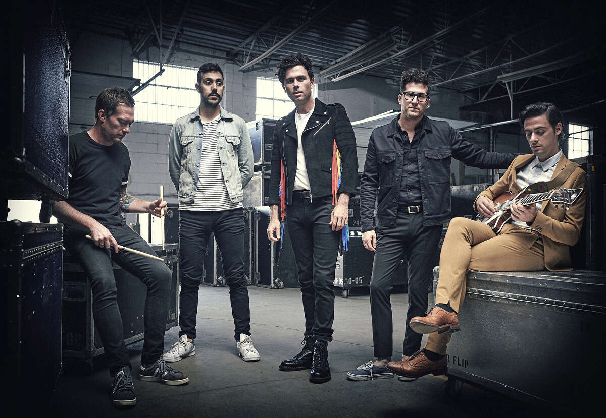 The Arkells (Matt Barnes photo)