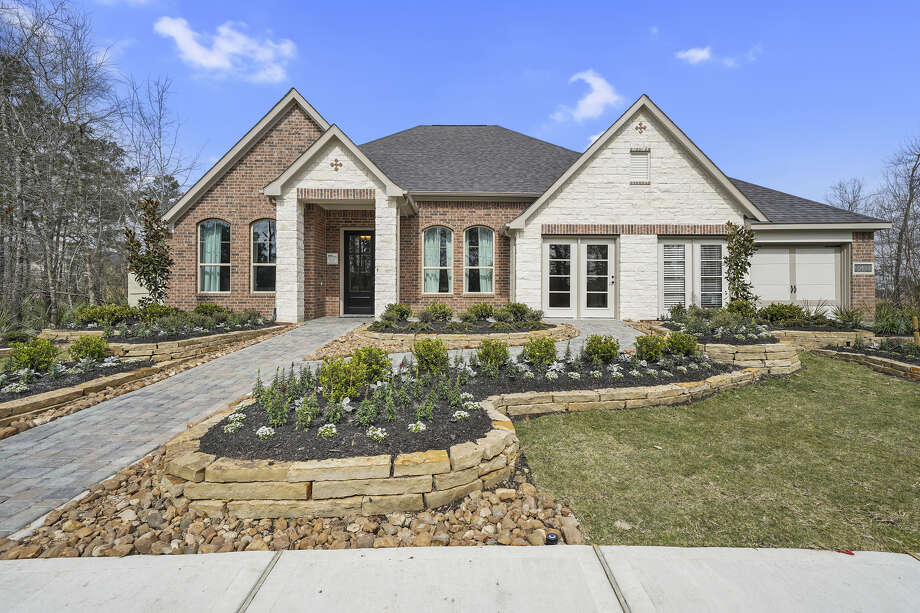 Empire Communities builds homes starting in the $300,000s in Conroe's Harper's Preserve community. Photo: Empire Communities