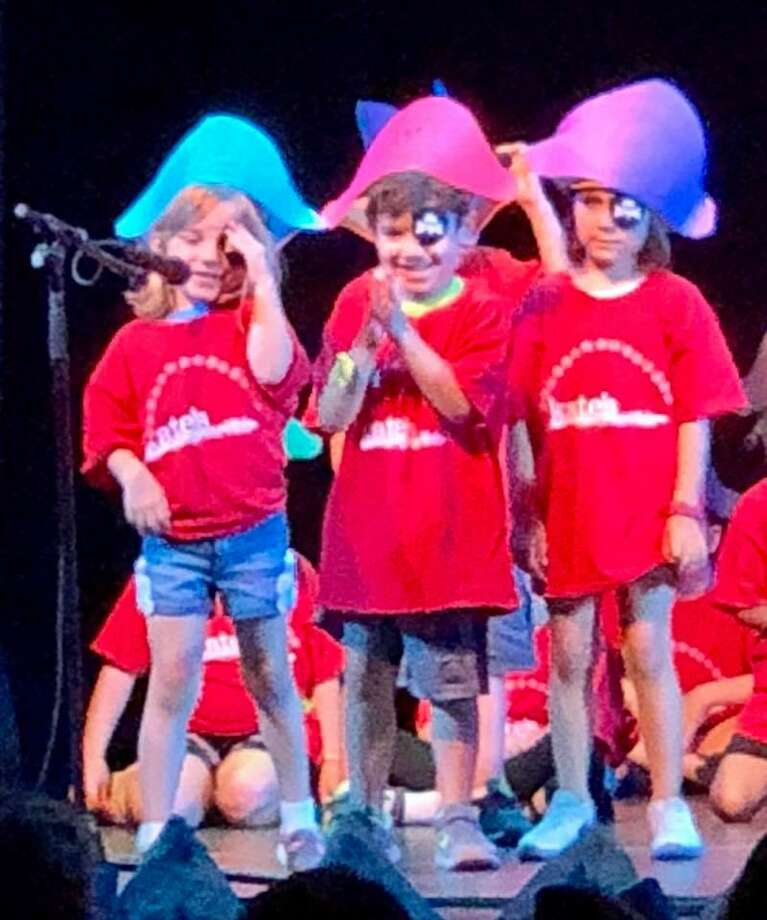 "The Katharine Hepburn Cultural Arts Center and Community Music School are partnering again for the seventh year under the umbrella of their performing arts summer camp, ""Kate's Camp for Kids,"" to present a full summer of programming at The Kate, 300 Main St., Old Saybrook. Photo: Contributed Photo"
