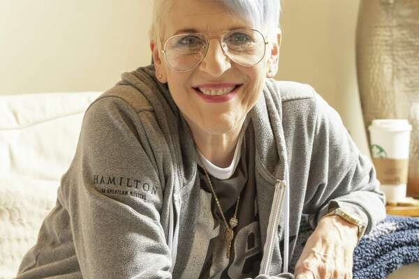 Lisa Lampanelli, a Fairfield resident, is trading in stand-up comedy for a new career as a life coach.