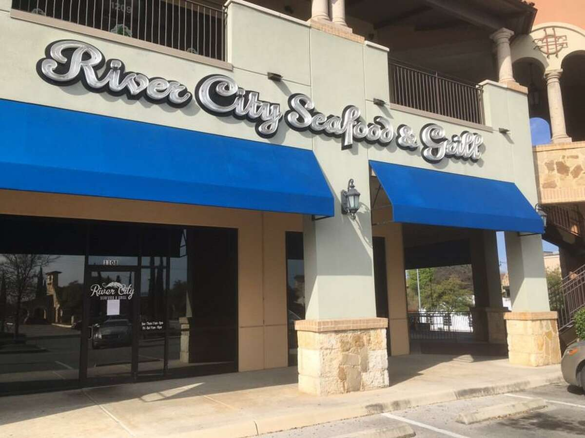 River City Seafood & Grill has closed for business inside its Stone Oak location off Loop 1604.