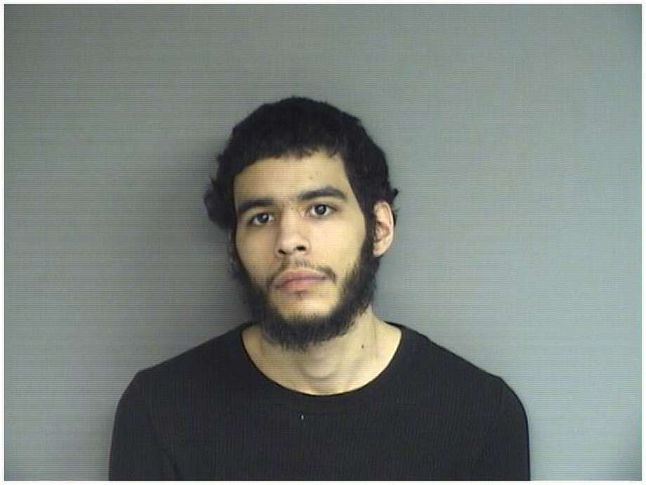 """Joshua """"Dimitri"""" Cordero, 27, of Norwalk, was busted with 70 bags of heroin by Stamford police on Saturday, Feb. 23, 2019. Photo: Stamford Police / Contributed"""