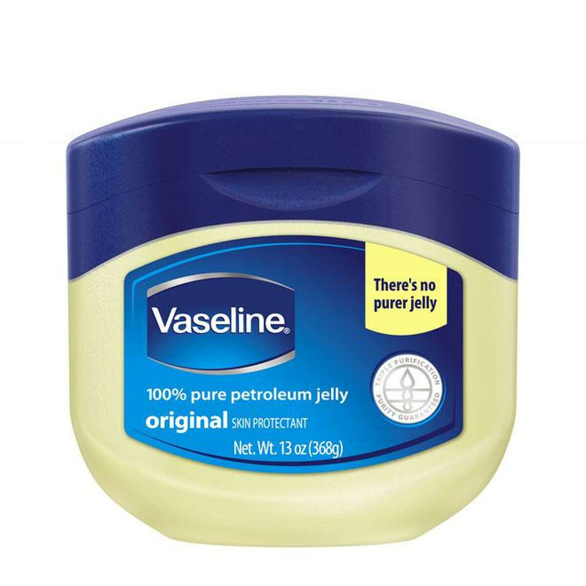 credit: Vaseline cutline: VaselineÂAE Petroleum Jelly, one of the worldâÄôs most iconic multi-tasking products, is celebrating its 140th anniversary.