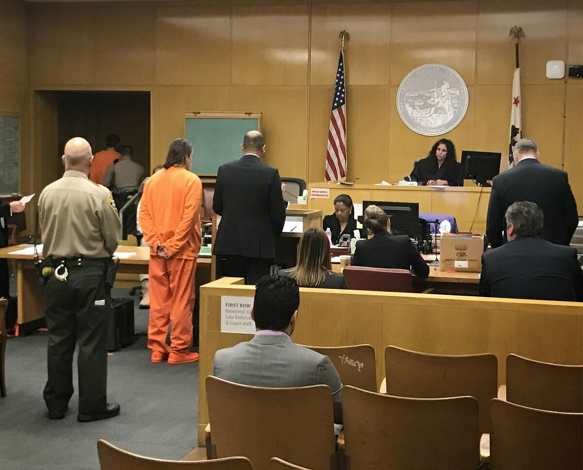 Gerald Rowe pleaded not guilty in San Francisco Superior Court on Feb. 27 to murder and torture in the death of George Randall Saldivar.