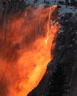 We argee. @eye.c 's has the most amazing firefall photo from Yosemite National Park.