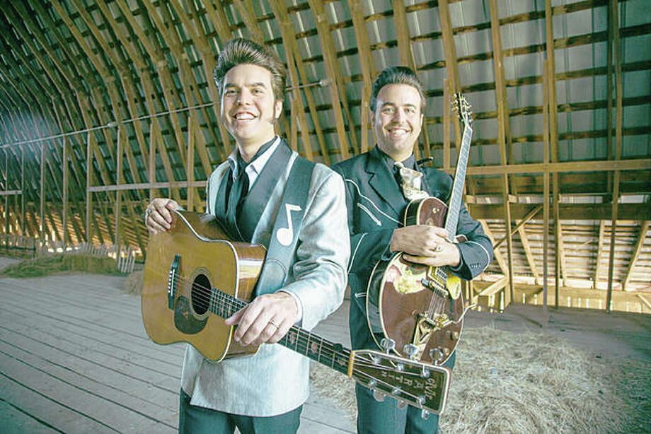 The Malpass Brothers Photo: For The Telegraph