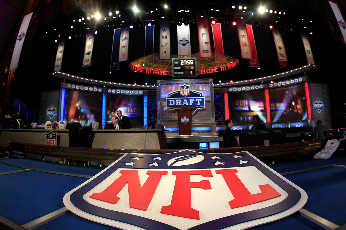 The Texans have three picks among the first 55 selections in this year's NFL draft, which is April 25-27 in Nashville.