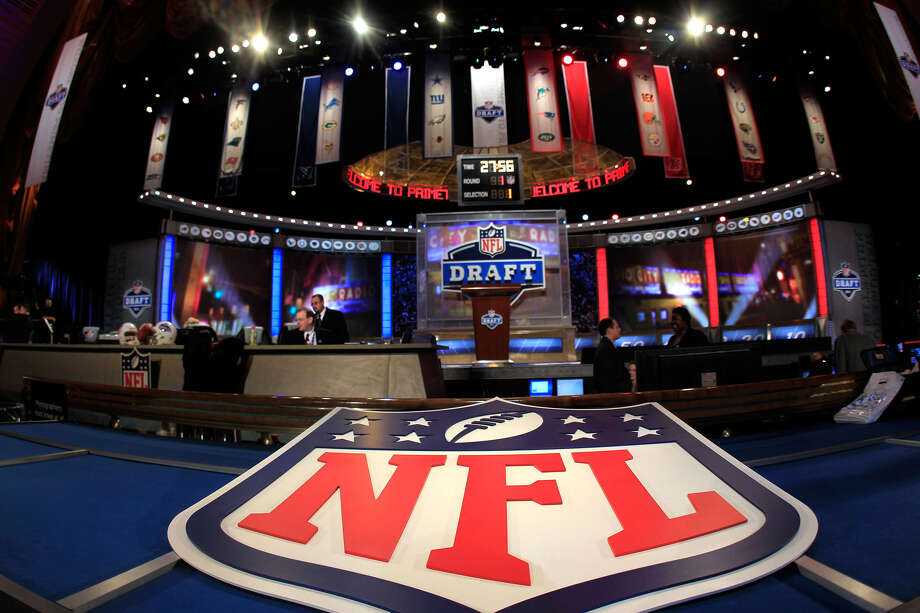 The 2020 NFL Draft is April 23-25 in Las Vegas. Photo: Chris Trotman / Getty Images