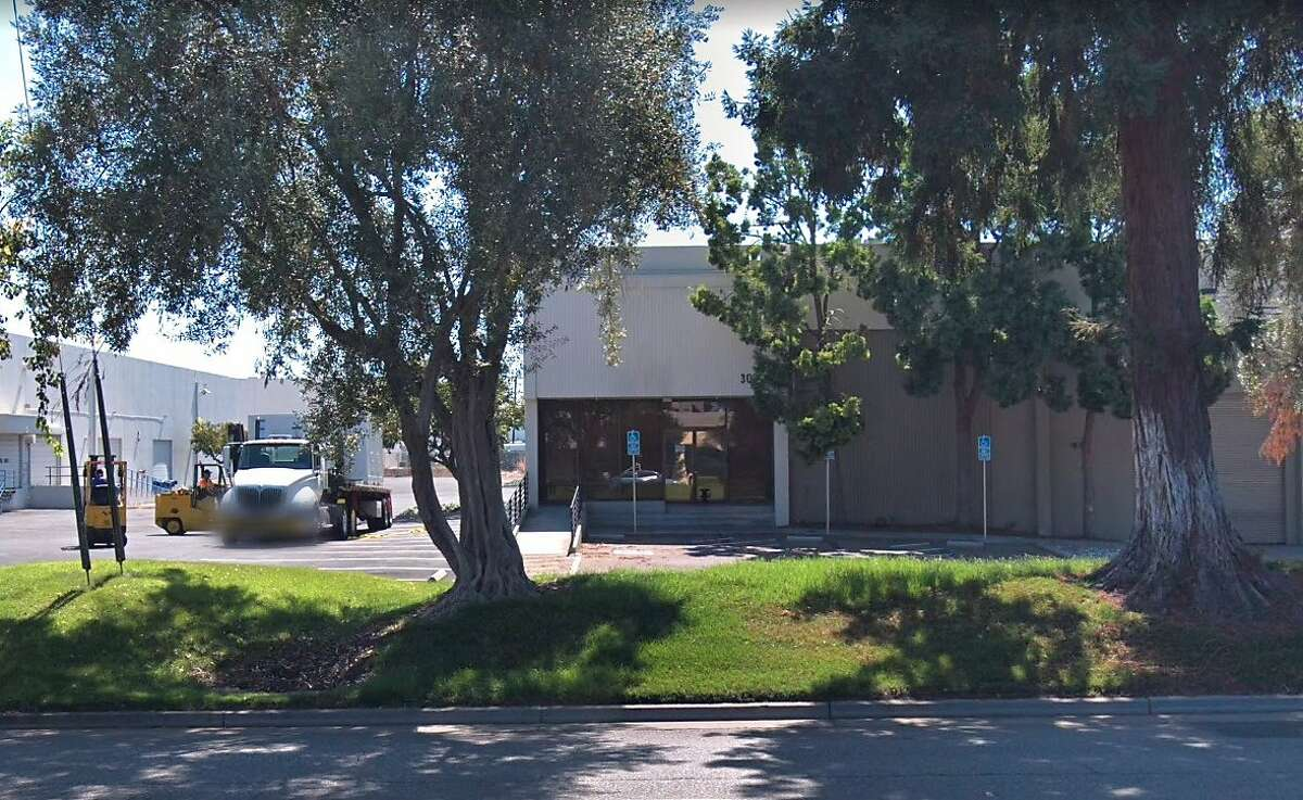 A photograph of 3000 Kifer Rd., the site of layoffs Apple reported to the state of California. The job cuts are believed to involve Apple's self-driving car division.