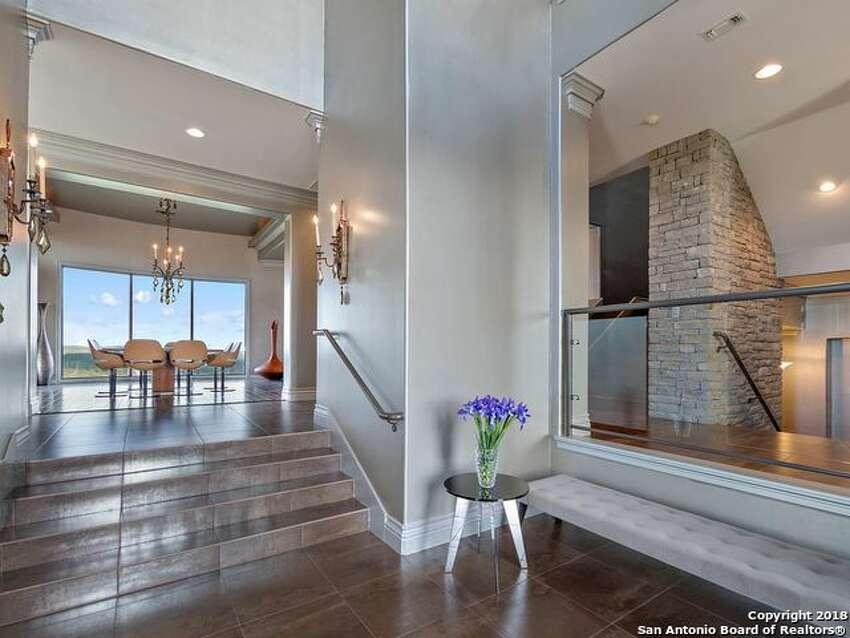 42 Vineyard Dr San Antonio, TX 78257 Listing Price: $3,750,000 Bedroom/bathroom: 4 bedrooms, 5 full bath, 1 ½ bath Year built: 2007 Neighborhood: Dominion For the full listing, clickhere.